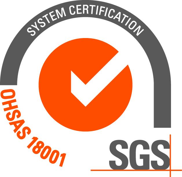 OHSAS18001:2007 Laminazione Sottile