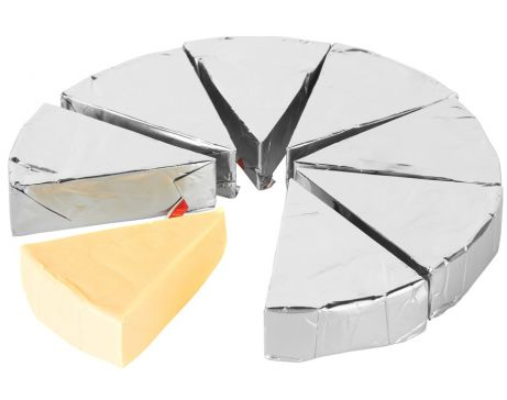 Aluminium Shell & Lids for Processed Cheese